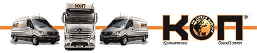 KON-Germany – Transport- und Logistikunternehmen
